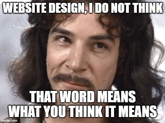Website Design Matters, but Not Why You Think