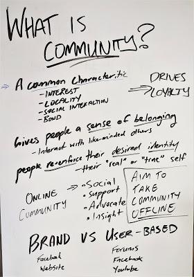 Facilitating Brand Community