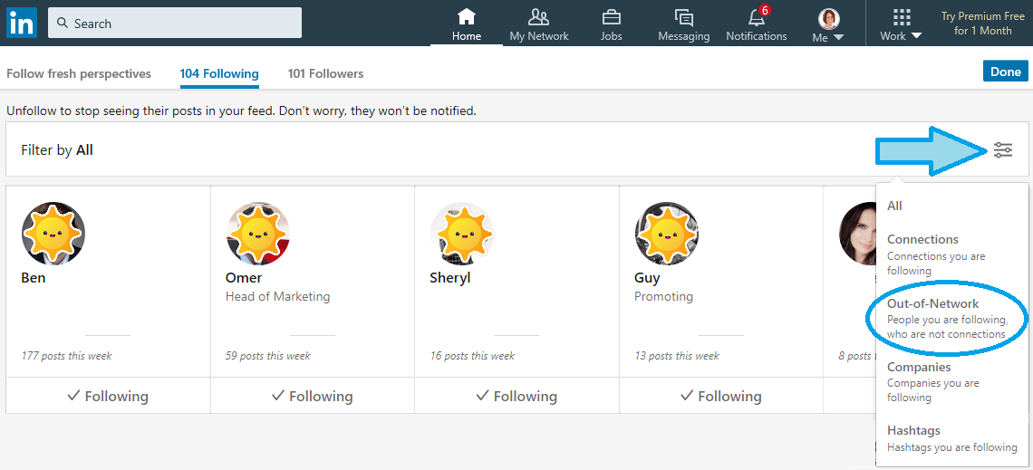 How to Manage Your Followers on LinkedIn (and Why You Might Want To)