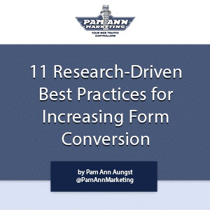 11 Research-Driven Best Practices for Increasing Form Conversion