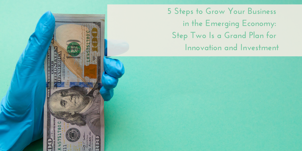 5 Steps to Grow Your Business in the Emerging Economy
