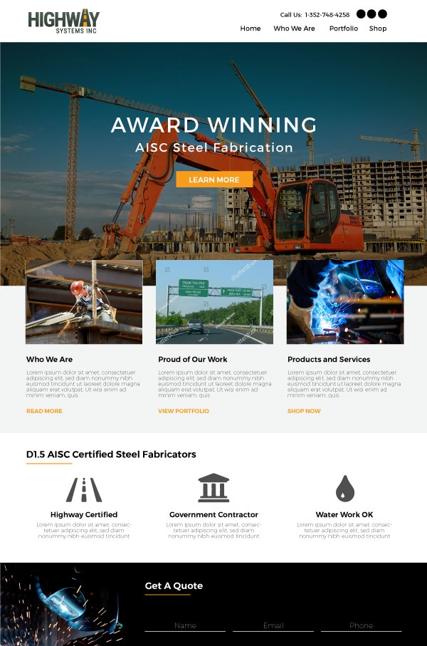 How to Build a Professional Website For Business