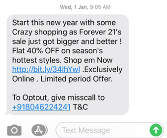 5 Best Practices for Text Message Marketing