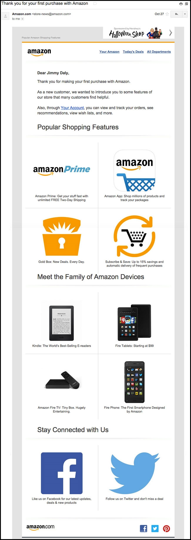 Use Amazon's Ecommerce Marketing Tips For Your Knowledge Commerce