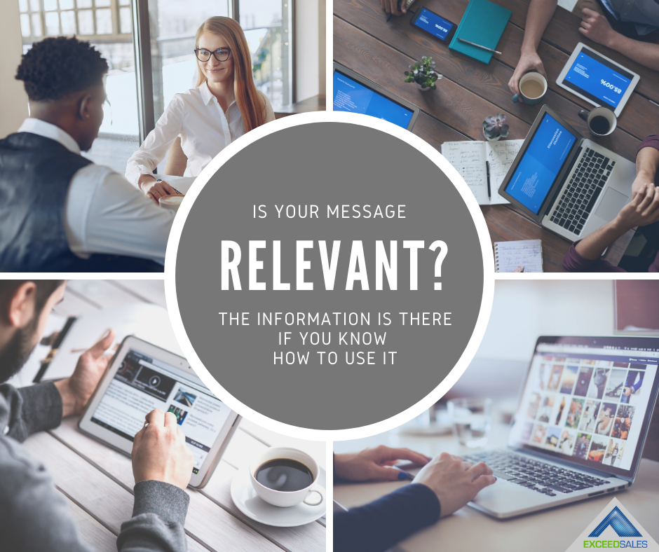 How to Be Relevant to Your Best Prospects