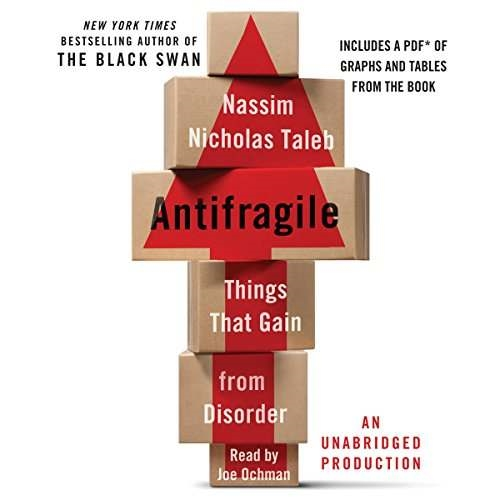 Antifragile – Why You Need to Study Risk and Not Manage It
