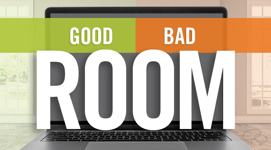 The Good Room or the Bad Room?