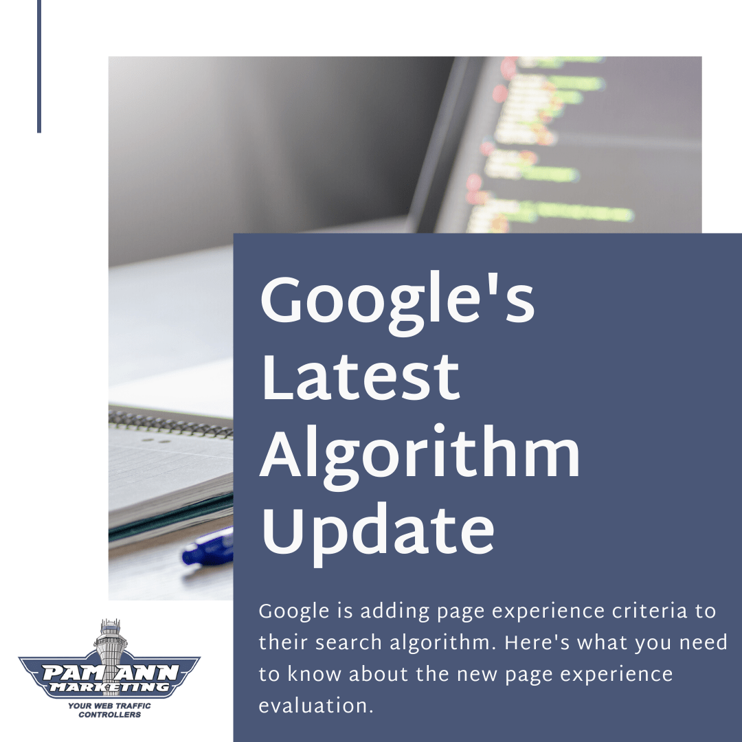 Google's Latest Algorithm Update