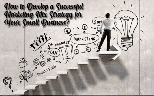 How to Develop a Successful Marketing Mix Strategy for Your Small Business