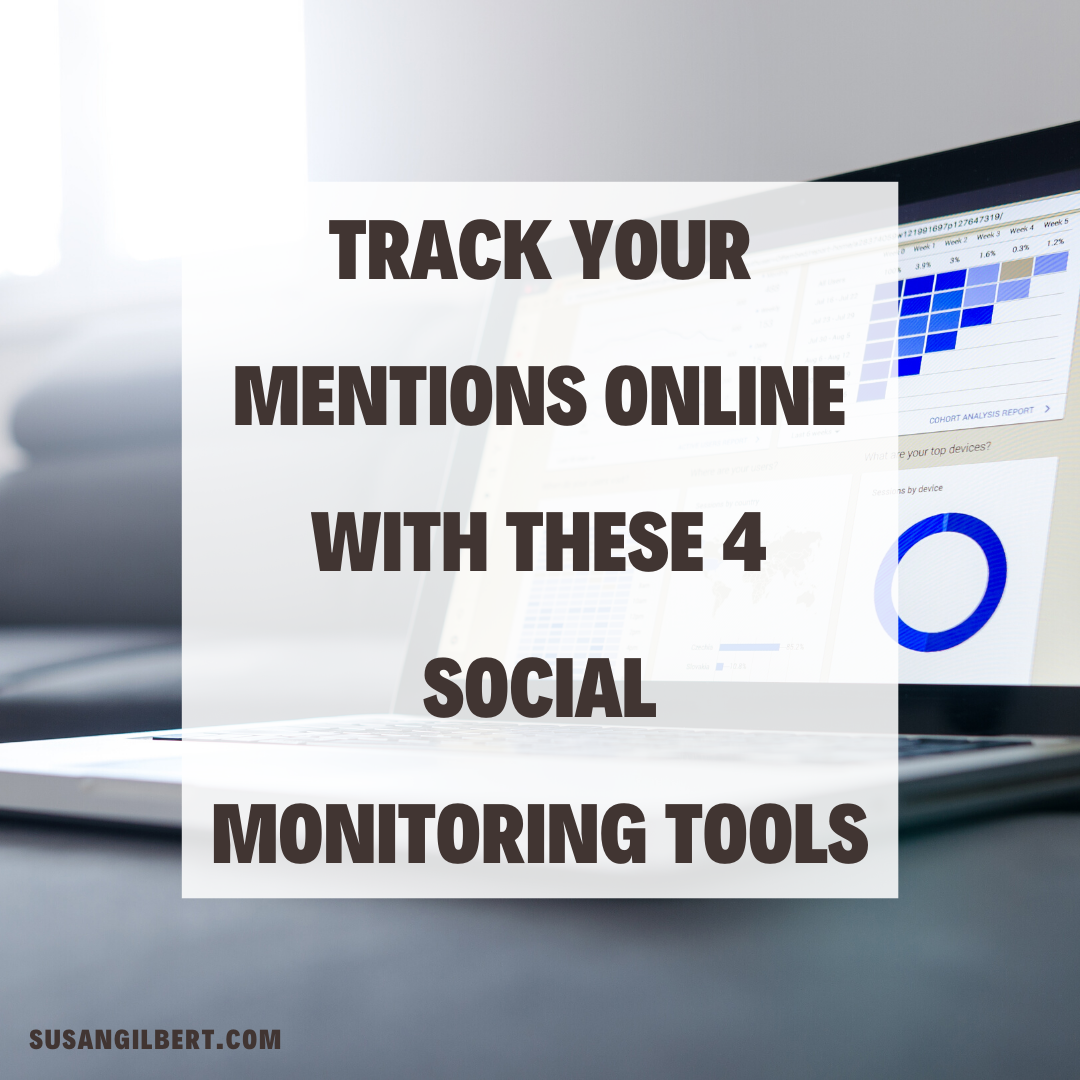 Track Your Mentions Online With These 4 Social Monitoring Tools