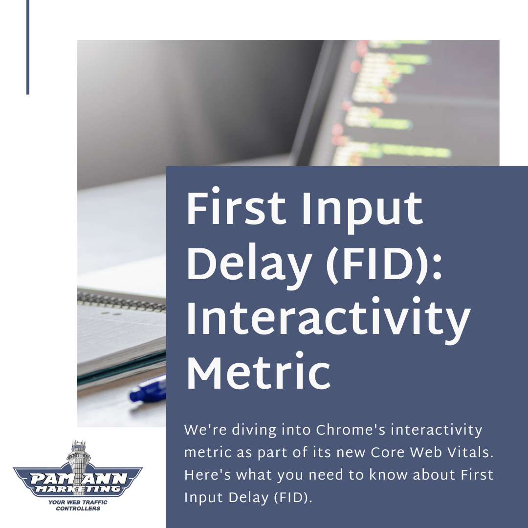 What You Need to Know About the Interactivity, or First Input Delay (FID), Metric
