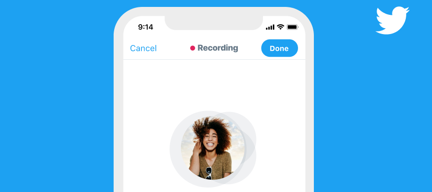 New Audio Feature from Twitter Shows the Value of Combining Voice and Digital