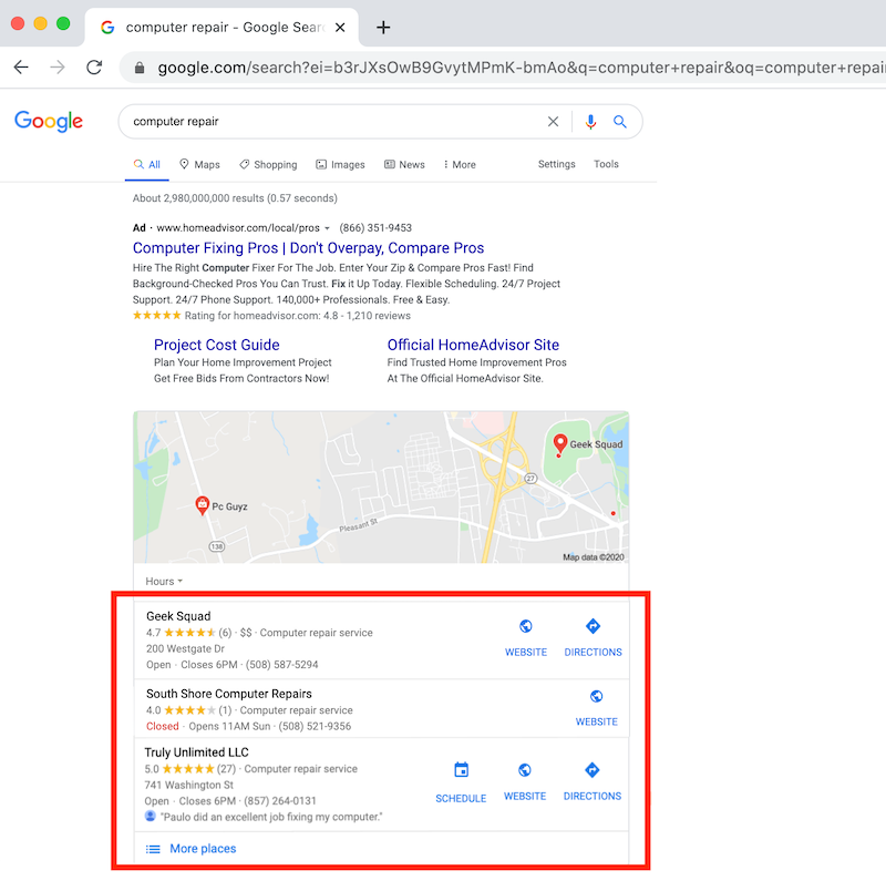 10 Ways to Rank Higher on Google Maps