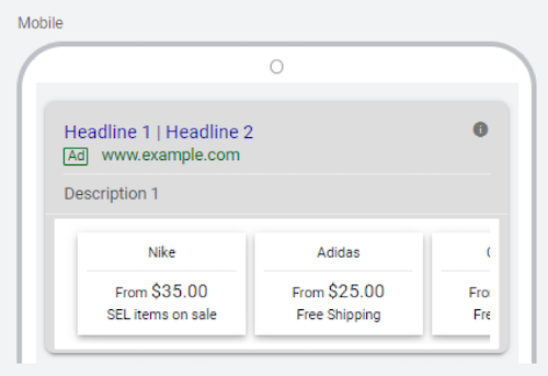 How to Improve Performance with Google Ads Price Extensions