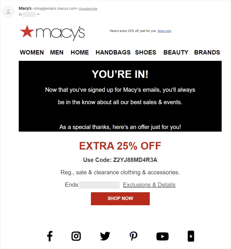 5 Stunning Transactional Emails You Can Steal From
