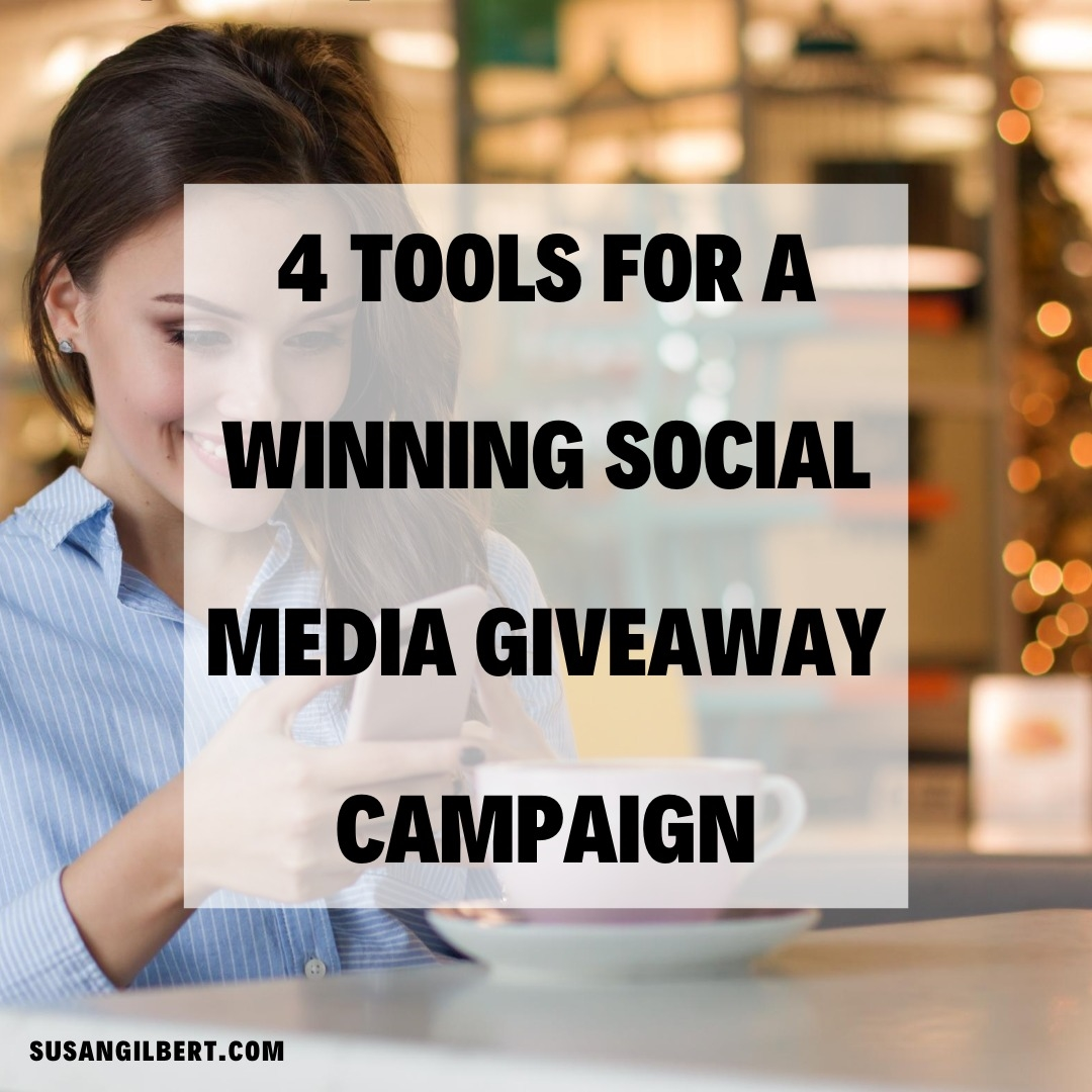 4 Tools for a Winning Social Media Giveaway Campaign