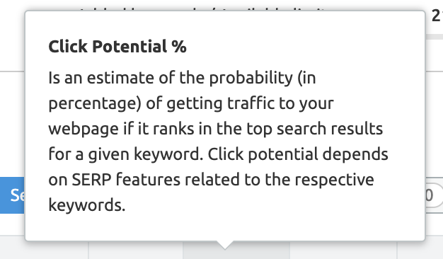 Don't Care About Zero-Click SERPs? Trade Search Volume for Click Potential When Planning SEO Projects