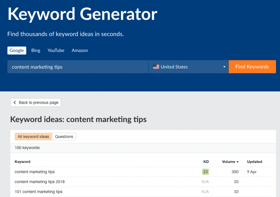 6 Actionable Content Marketing Tips and Tactics to Skyrocket Organic Traffic in 2020