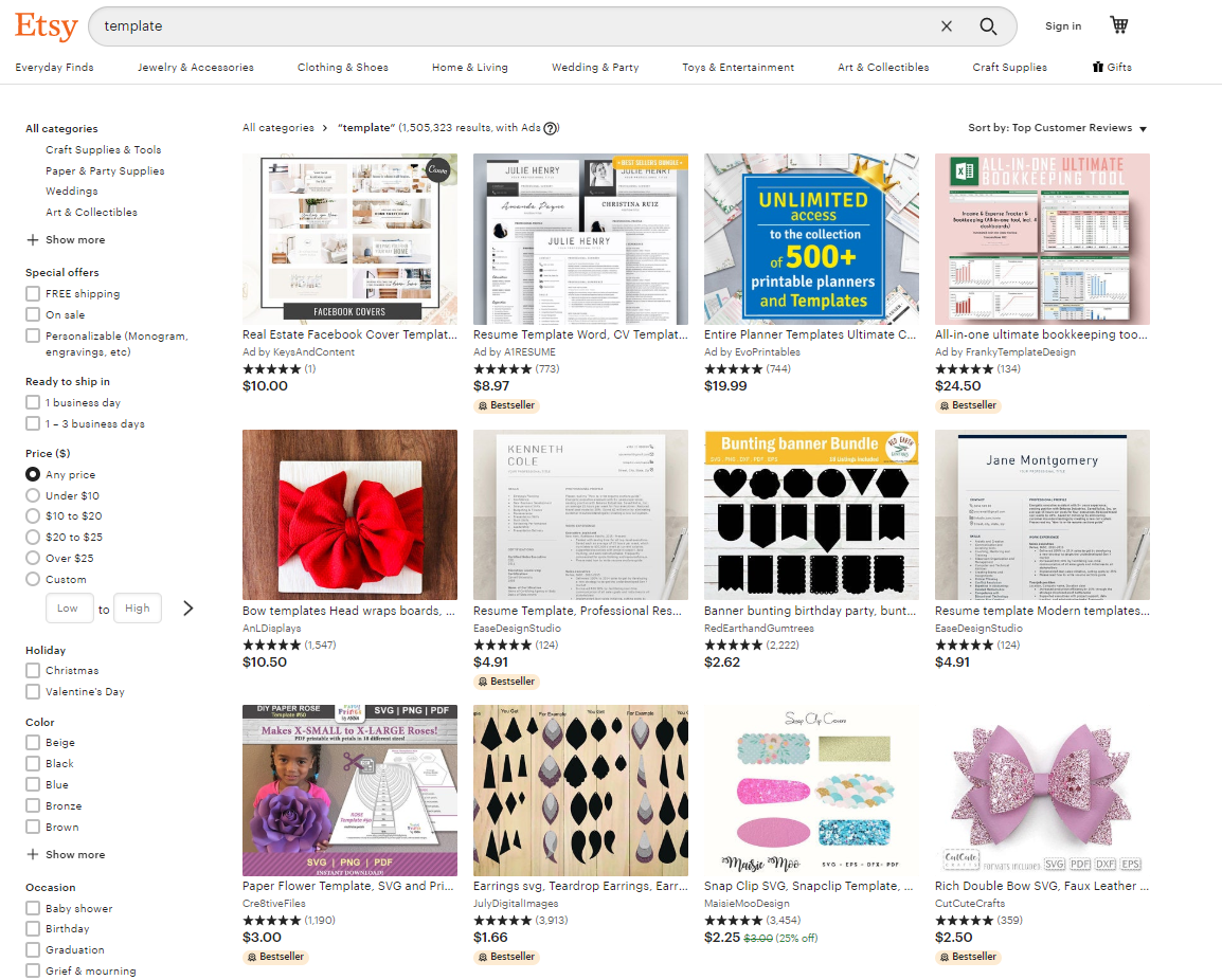 The 7 Best Things to Sell on Etsy for New Sellers in 2020