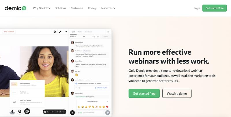 The 12 Best Webinar Platforms to Increase Revenue in 2020