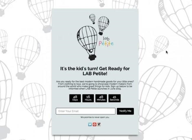 How to Create a Killer Coming Soon Landing Page (With Examples!)