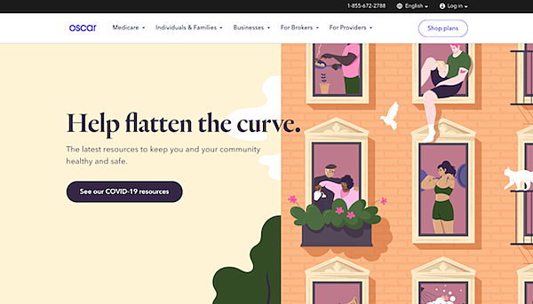 The 30 Best Homepage Design Examples in 2020