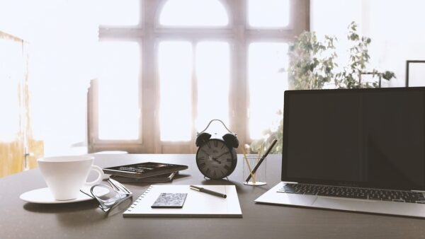 Setting Up for Work-at-Home Success: Start with a Routine
