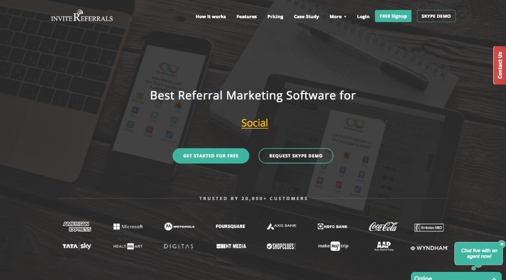 The Mega List of 50 Referral Software Solutions That Will Grow Your Word-of-Mouth Marketing