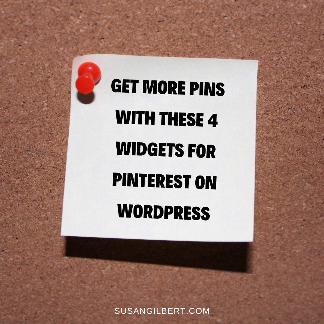 Get More Pins With These 4 Widgets for Pinterest on WordPress