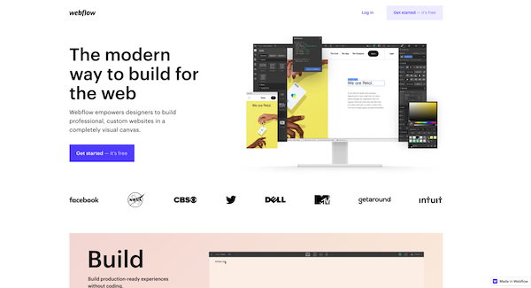 The 10 Best Web Design Tools in 2020 That Help Build Your Site Fast