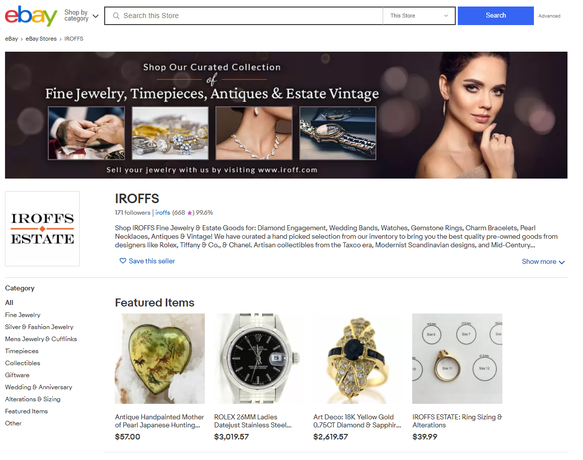 How to Design Your eBay Store in 5 Simple Steps
