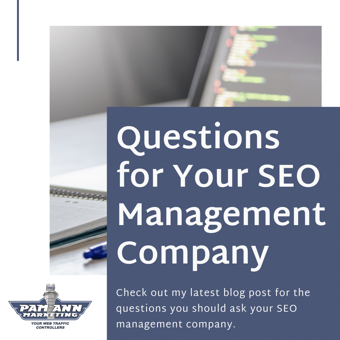 Questions to Ask Your SEO Management Company