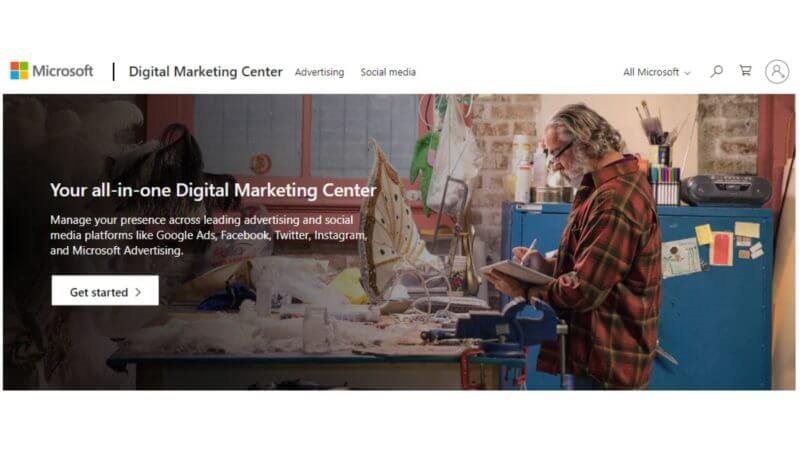 Microsoft's Digital Marketing Center for search and social management adds features, opens beta