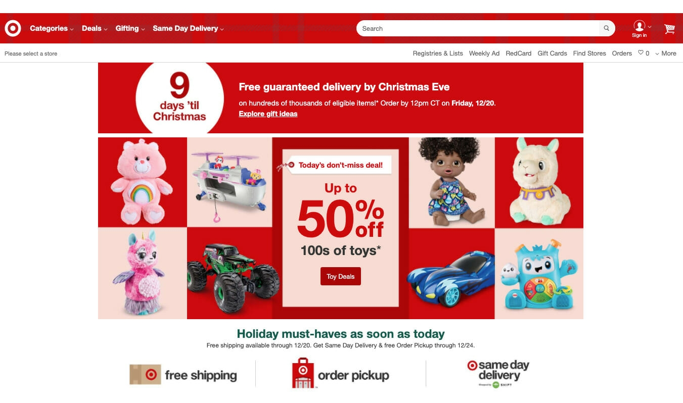 How to Build Trust with Ecommerce Buyers This Holiday Season