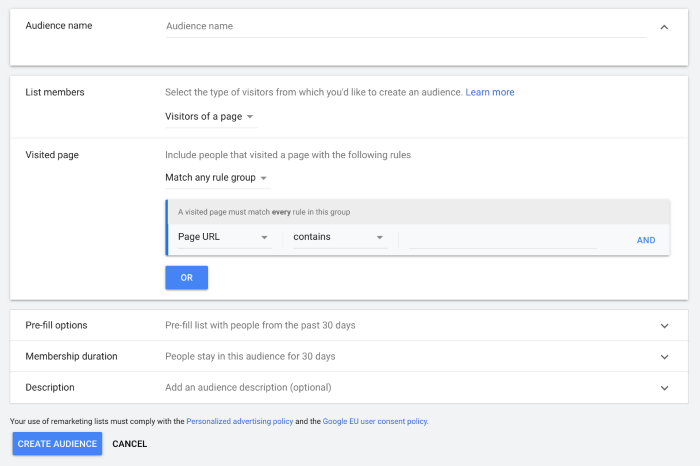 Guide to Google Ads Remarketing