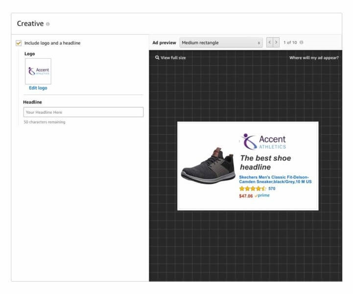 Customizable Amazon Sponsored Display ads go live globally