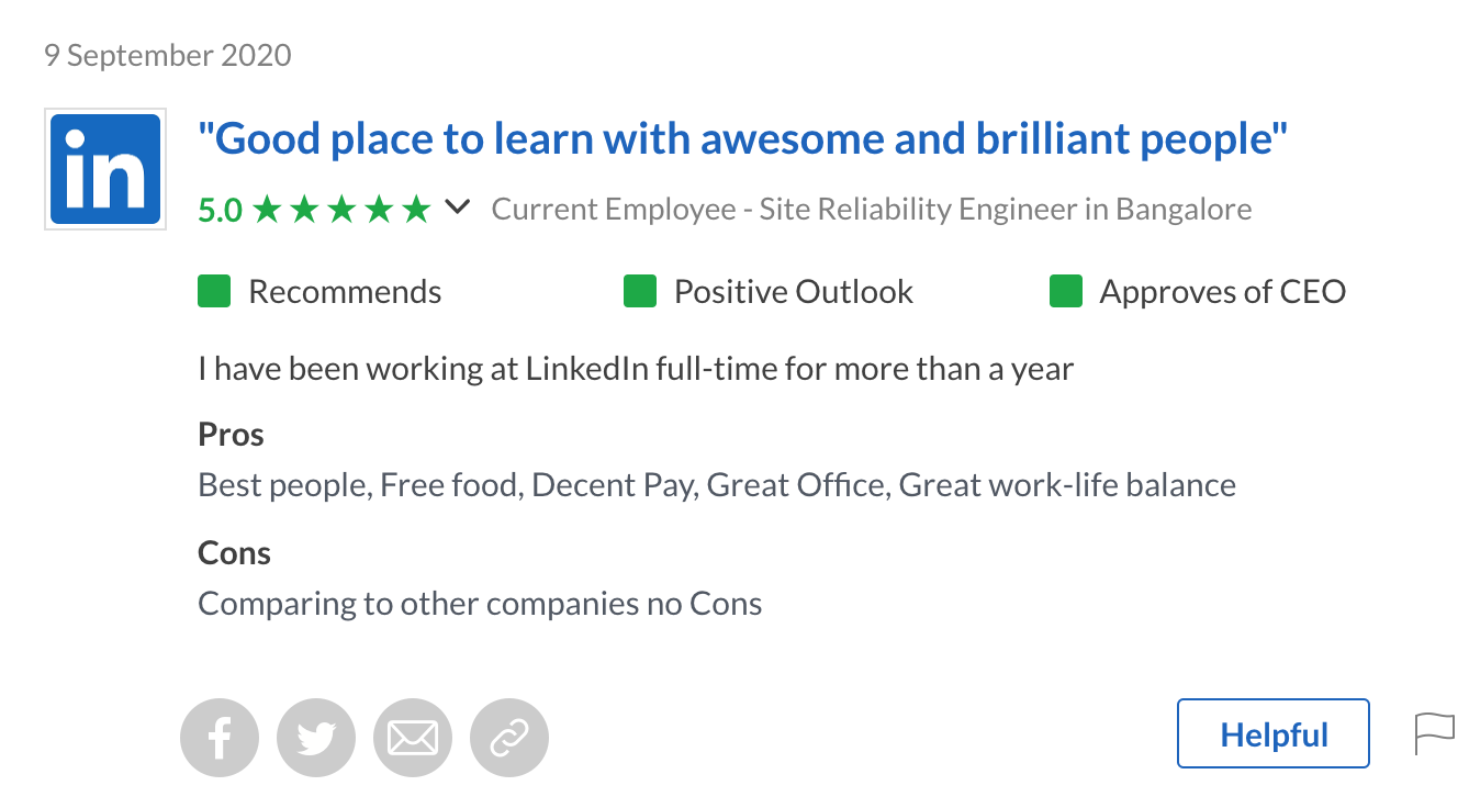 Happy Employees Make All the Difference: The Top 4 Reasons We Love LinkedIn and Their Model for Employee and Customer Success