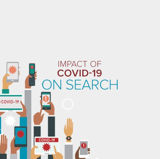 Impact of COVID-19 on Search