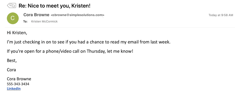 The 27 Best Networking Email Subject Lines
