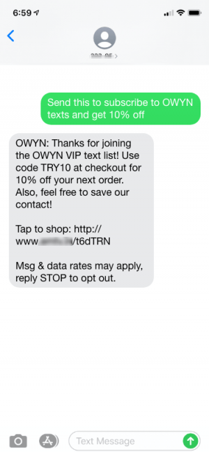 90% Open Rate? It's Time to Invest in an eCommerce SMS Marketing Strategy