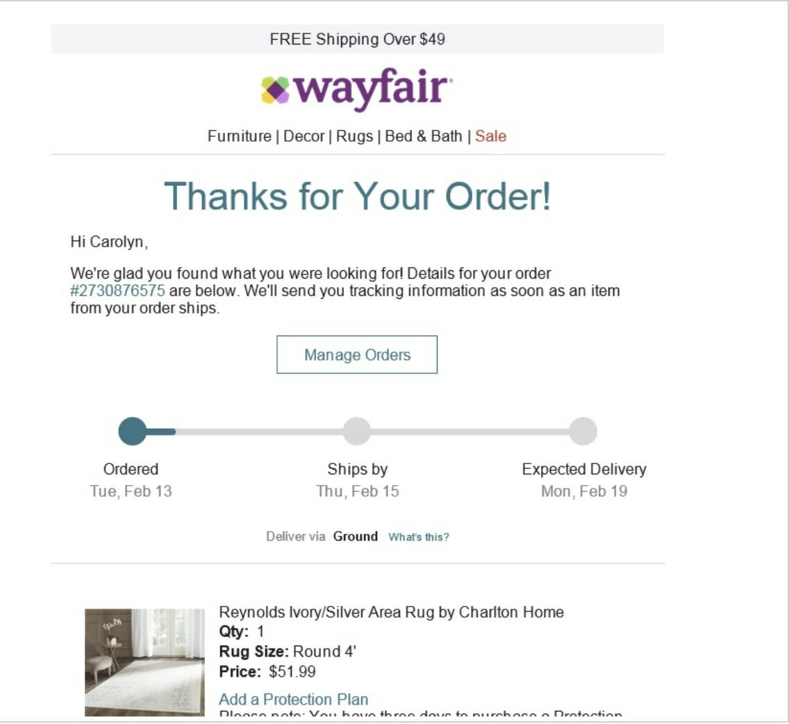 How Email Can Help You Manage the Dreaded Backorder
