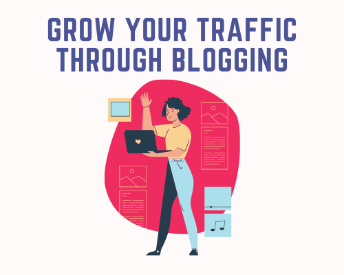 How to Use a Blog to Increase Organic Traffic