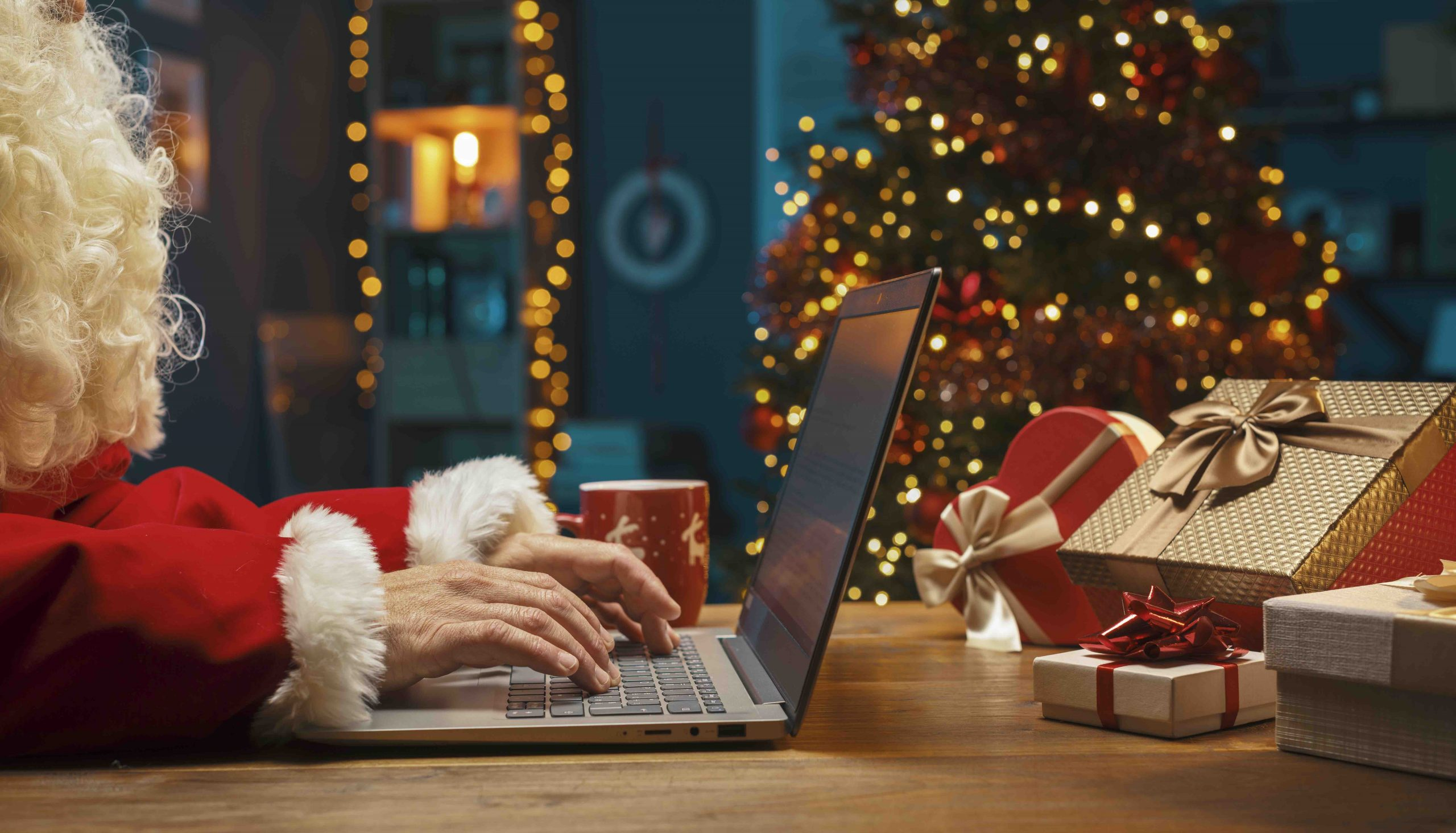 Spruce Up Your Website With Holiday Cheer