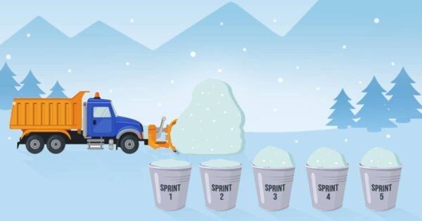 Stop Snowplowing in Agile