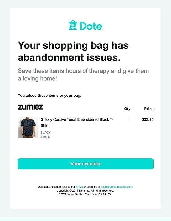 How to Increase Your Revenue With Abandoned Cart Emails