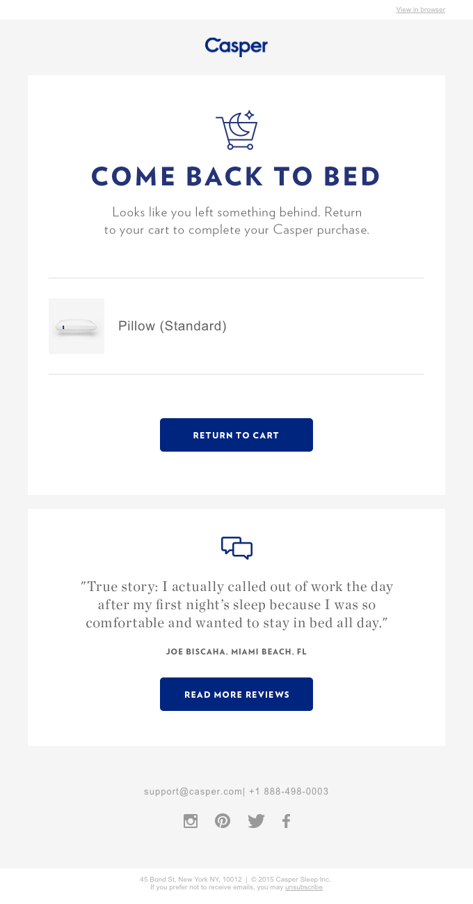 9 Ecommerce Email Examples  and  Tips You Should Know to Improve Sales
