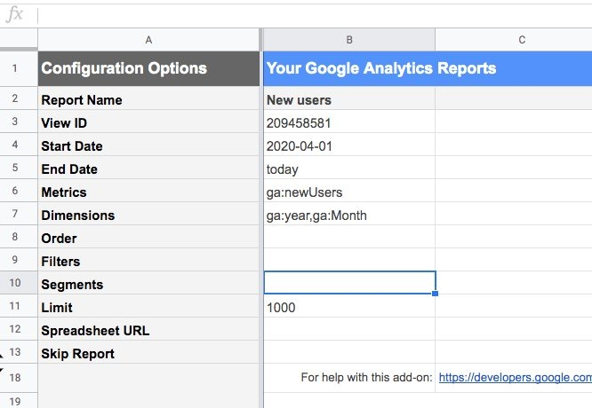 Combining All Your Funnel Data into One Sheet