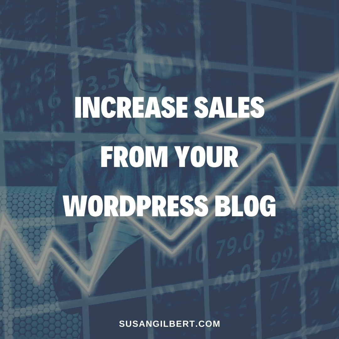 Increase Sales From Your WordPress Blog