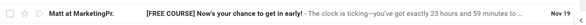 Crafted Welcome Emails Propel Your Click-Through Rate