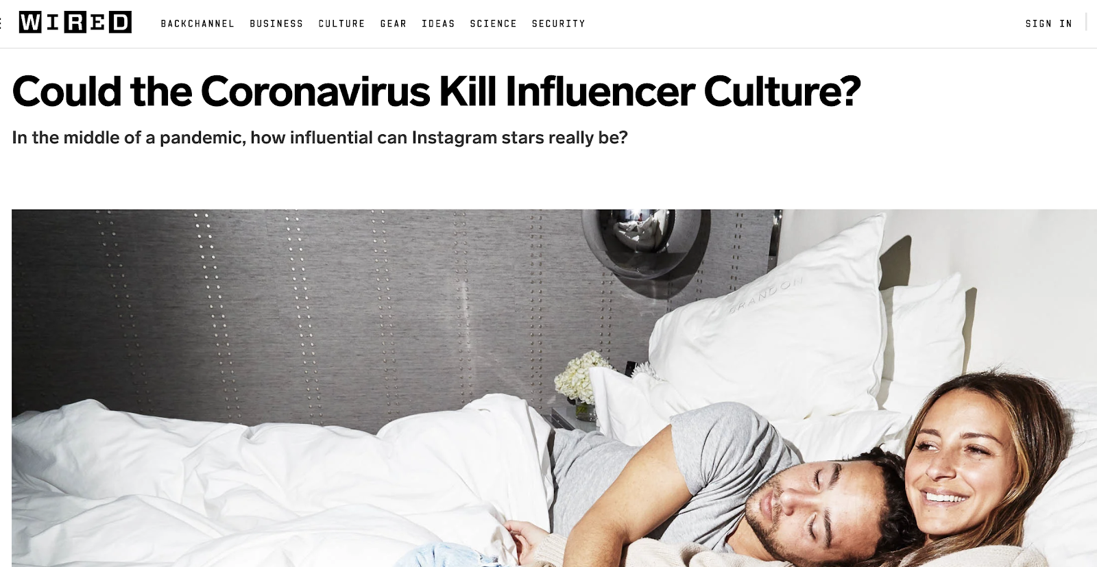The New Breed of Influencer